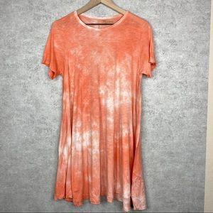 Show Me Your Mimi Tie Dye Mini Dress